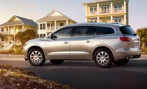 Buick Enclave 2013 Interior 2013 Buick Enclave Overview The News Wheel