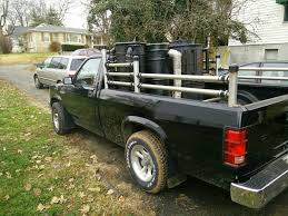 Dodge Dakota Truck Bed - sold original wk 1992 dodge dakota for sale drive on wood