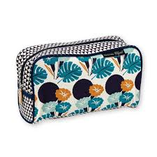 mr mrs clynk trousse de toilette pour femme tendance motif tropical mr u0026 mrs clynk
