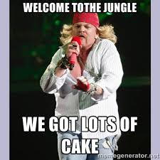 Rose Memes - so axl rose is fat now and wants the memes of him removed