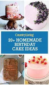 22 homemade birthday cake ideas bake loved