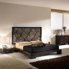 chambre exotique tour de lit adulte luxe lit baldaquin en teck rotin bambou chambre