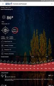 news weather apk spectrum bay news 9 apk free weather app for android