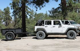 jeep offroad trailer off road trailers