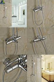 shower stunning tall kitchen faucet commercial 2 handle side