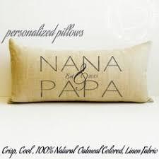 grandparent gift pillow christmas gift for grandparents grandma