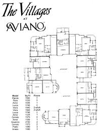 villages aviano maps