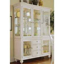 lisbon solid rubberwood china cabinet lighted china cabinet elegant beachcrest home wheelock lighted china