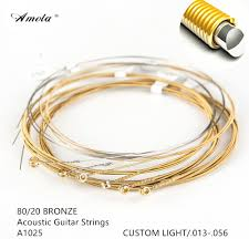 amola a1025 coated high tone 011 052 80 20 bronze custom