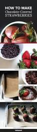 Chocolate Covered Strawberries Tutorial My Tip For Easy Chocolate Covered Strawberries Chocolate Covered