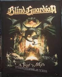 Bands Like Blind Guardian Blind Guardian Backpatch Tshirtslayer Tshirt And Battlejacket