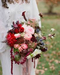 wedding flowers autumn 38 dreamy dahlia wedding bouquets martha stewart weddings
