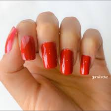 glamified92 how to put on fake nails full length plastic nails