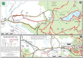 Manasquan Reservoir Map Gone Hikin U0027 Catskill Forest Preserve Ny Kaaterskill Rail Trail