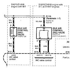 engine wiring diagram d16y8 wiring diagrams instruction