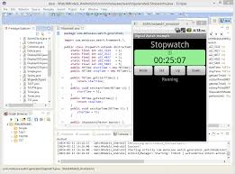android sdk eclipse 5 3 1 android development environment