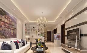 room interior design with aquarium stair and wall aquarium living