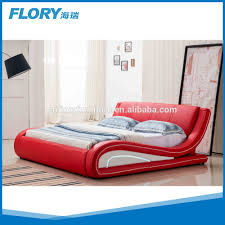 Diamante Bedroom Set Red Leather Bed Frame Red Leather Bed Frame Suppliers And