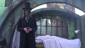 halloween horror nights 2002 the caretaker kill at hhn 25 youtube