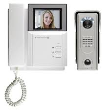 enterview 5 one station video door entry system colour snd