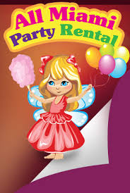 party rentals miami miami party rental bounce house rental affordable party