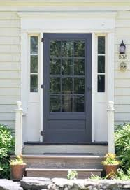 colonial style front doors interior 3 4 light colonial front door with transom and