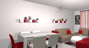 Tapis De Salon Rouge by Indogate Com Salon Wenge Et Gris