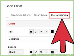 Create A Doc Spreadsheet How To Create A Graph In A Spreadsheet On Docs