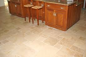 Tumbled Marble Kitchen Backsplash Kitchens New Jersey Custom Tile