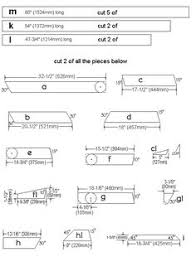 Folding Picnic Table Instructions by Side Elevation Plans Of Folding Picnic Table In Table Mode