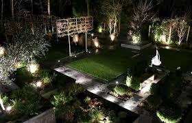 Landscape Lighting Ideas Design Landscape Lighting Ideas For Beautiful Exterior Design Designoursign