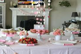 Baby Shower Decoration Ideas Pinterest by Modern Baby Shower Themes For Girls Canapesetmodulables