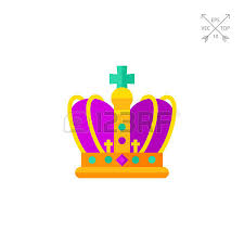 mardi gras crown beautiful mardi gras crown royalty free cliparts vectors and