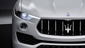 maserati grill maserati wants levante to appeal to women and younger clients