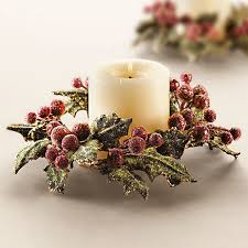 Candle Rings Berry Candle Ring Set Gump S