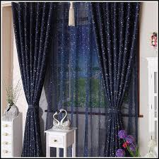Curtain Design Ideas Decorating Decorating Fabulous Blue Sheer Curtains And Royal Curtain Panels