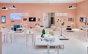 Vitra Design Museum Interior Hello Robot Exhibition At Vitra Museum In Germany Wallpaper