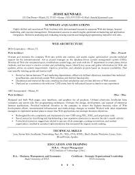 Html Resume Samples by Architecture Resume Sample If You Want To Get An Architecture Job