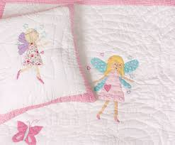bed linen from linen lace and patchwork