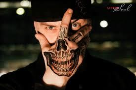 meaning of skull tattoos