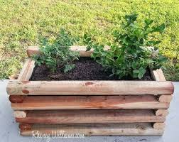 How To Build A Planter by Garden Design Garden Design With How To Build A Wooden Raised Bed
