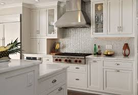 kitchen design inspiring amazing white kitchen backsplash ideas