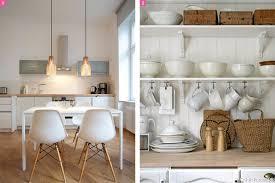 deco cuisine scandinave décoration blanche chambre blanche salon blanc actus maison