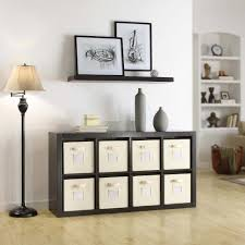 narrow cube bookcase storage cabinets u0026 shelving units costco