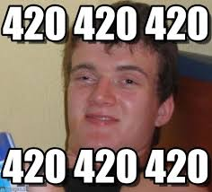 Reggae Meme - joven fuma marihuana sin escuchar reggae y se vuelve humo la legal
