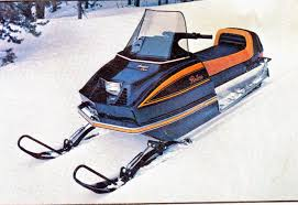 classic snowmobiles of the past april 2014