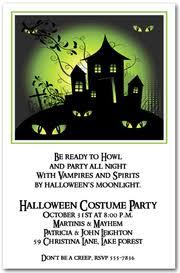 halloween party invitations the invitation shop