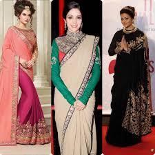saree blouse styles stylish saree blouse designs 2016 designs stylo planet