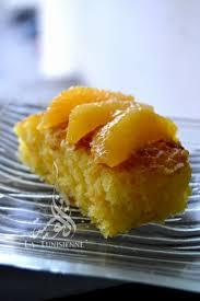 la cuisine tunisienne recette de cuisine tunisienne nouveau moelleux l orange douce