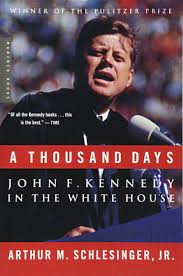 amazon com a thousand days john f kennedy in the white house
